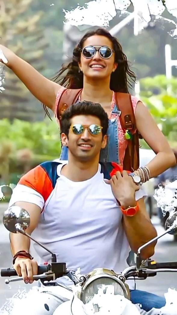 Shraddha Kapoor - Ok Jaanu Title Song Video Edit