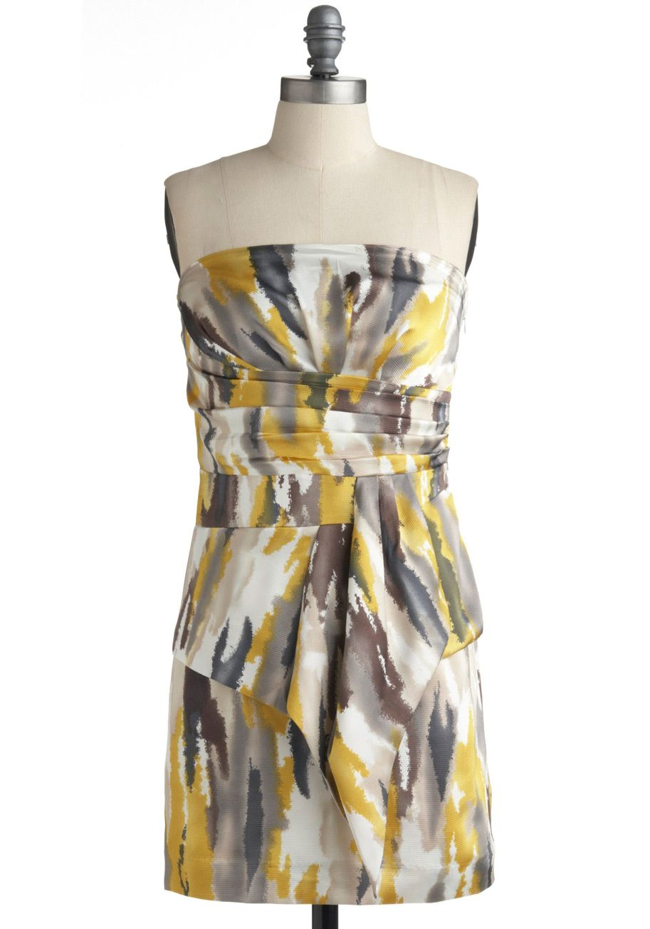 umm, LOVE this dress! too much? the reviews say that it is