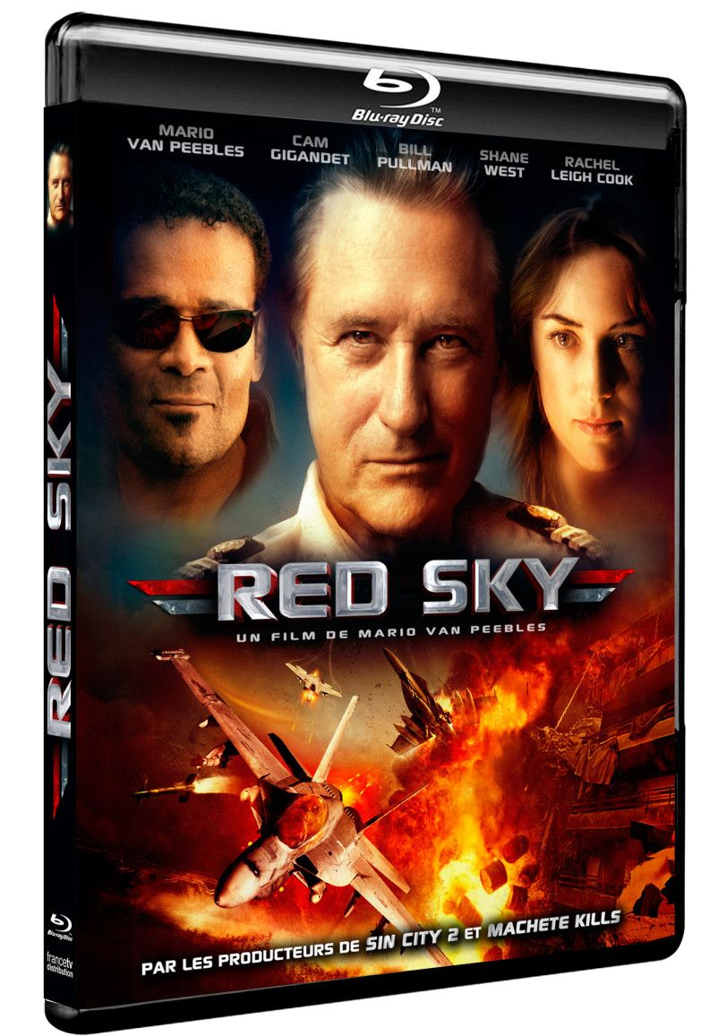 Nouveau concours: RED SKY  5 BLU-RAY A GAGNER