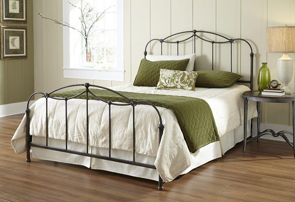 Metal Bed Frame Living Spaces | my room | Pinterest