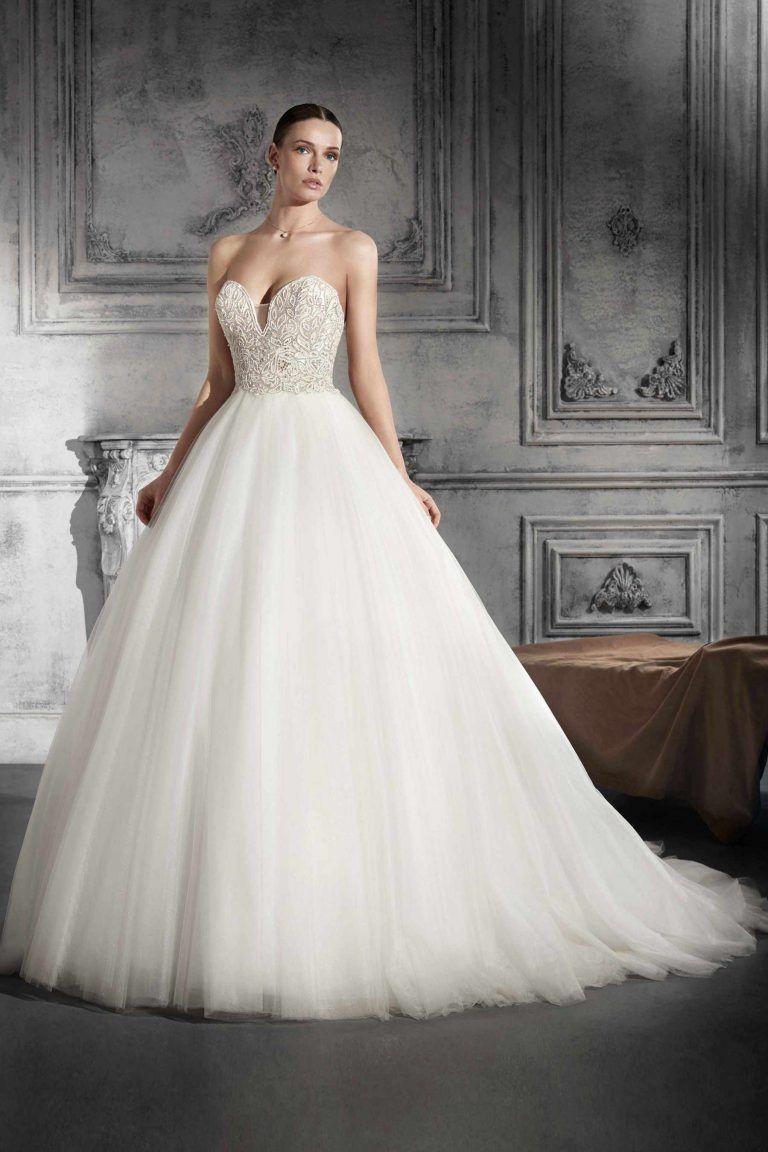 Demetrios wedding dress style front bridal inspiration pinterest