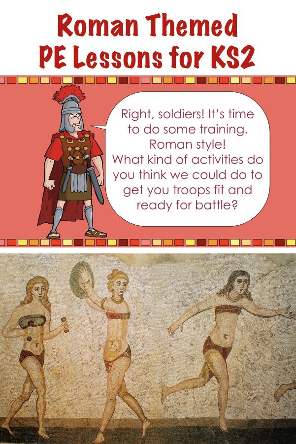 Ancient Roman PE planning   Romans ks2, Pe lessons, Romans ...