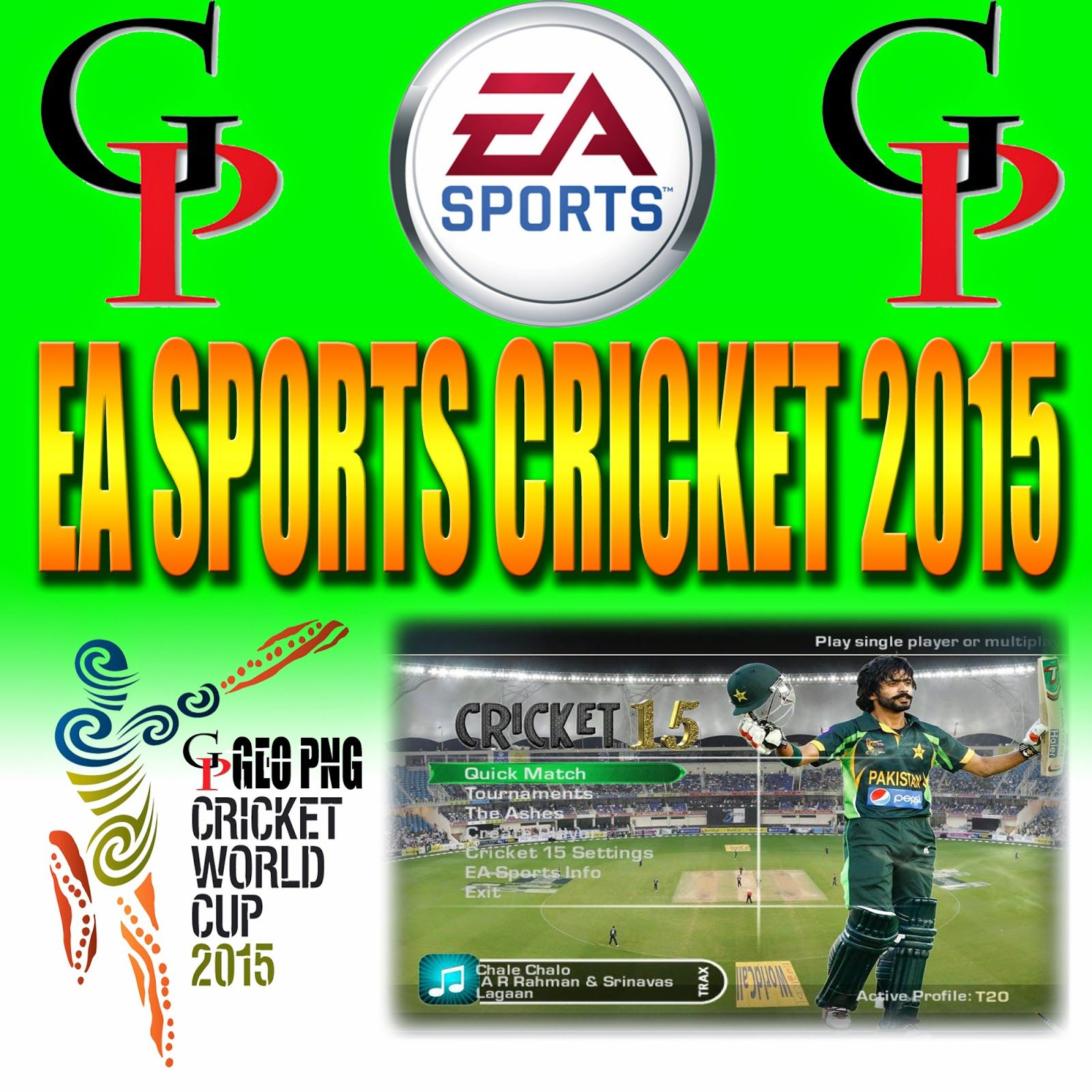EA SPORTS CRICKET 2016 PC GAME FULL VERSION FREE DOWNLOAD