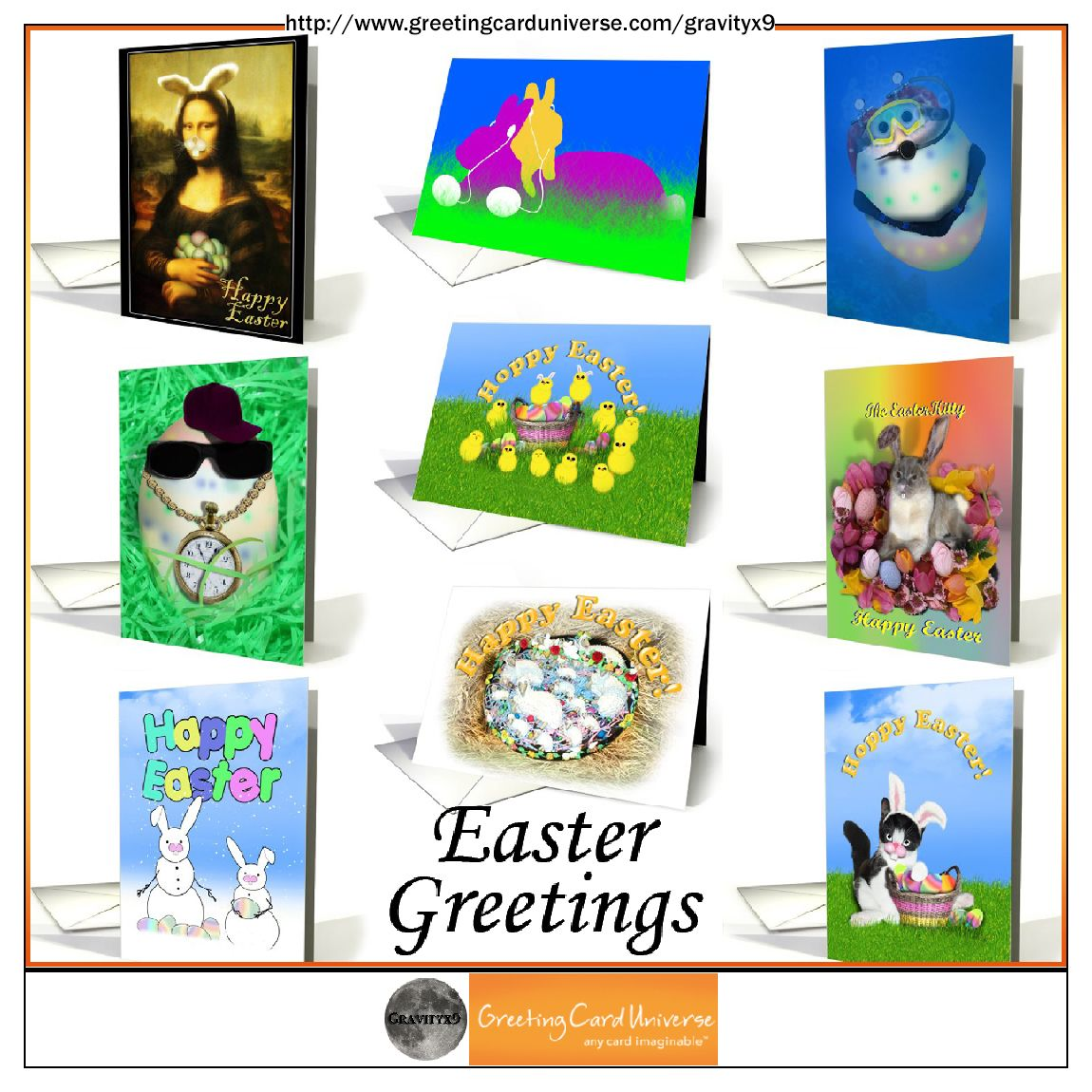 Easter Greeting Cards By Gravityx9 Designs On Greetingcarduniverse