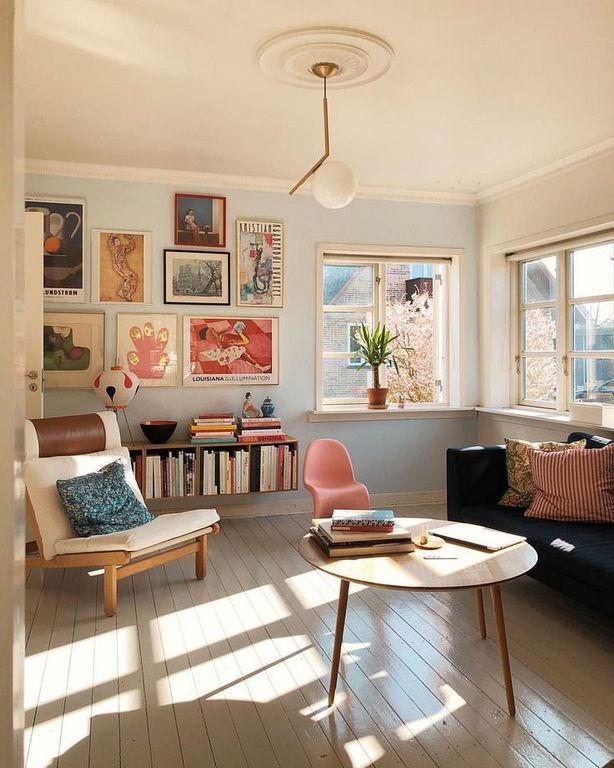 20 Mid Century Modern Living Room Decorating Ideas Living Room Design Modern Room Decor Living Room Lighting #popular #living #room #decor