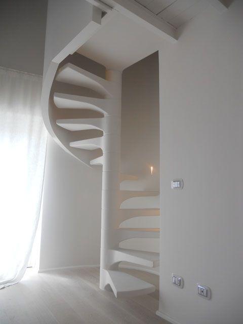 Vendita Scale Chiocciola.Pin Di Elisa Tombion Su Stairs Nel 2019 Scale