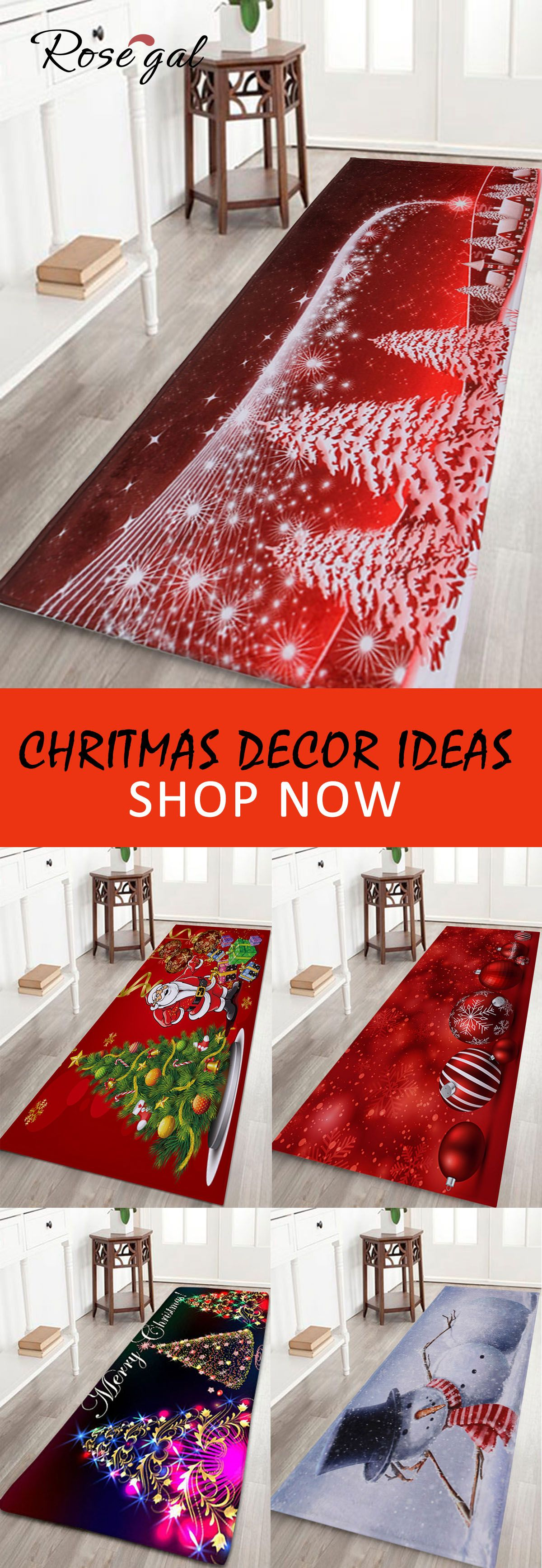 Free shipping over $49, up to 70% off, Rosegal Christmas decor home ...