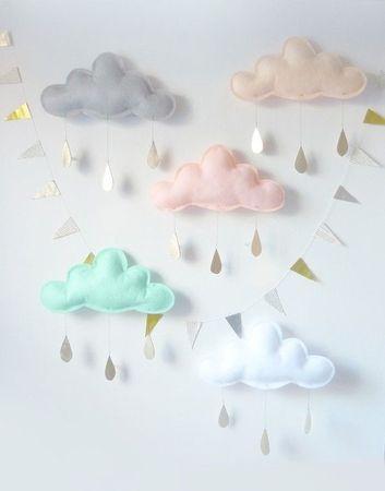 cloud - Nursery Decorations