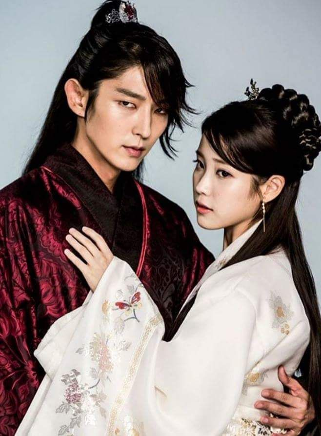 [Discussion] Moon Lovers: Scarlet Heart Ryeo [ep. 19 & 20 FINAL]