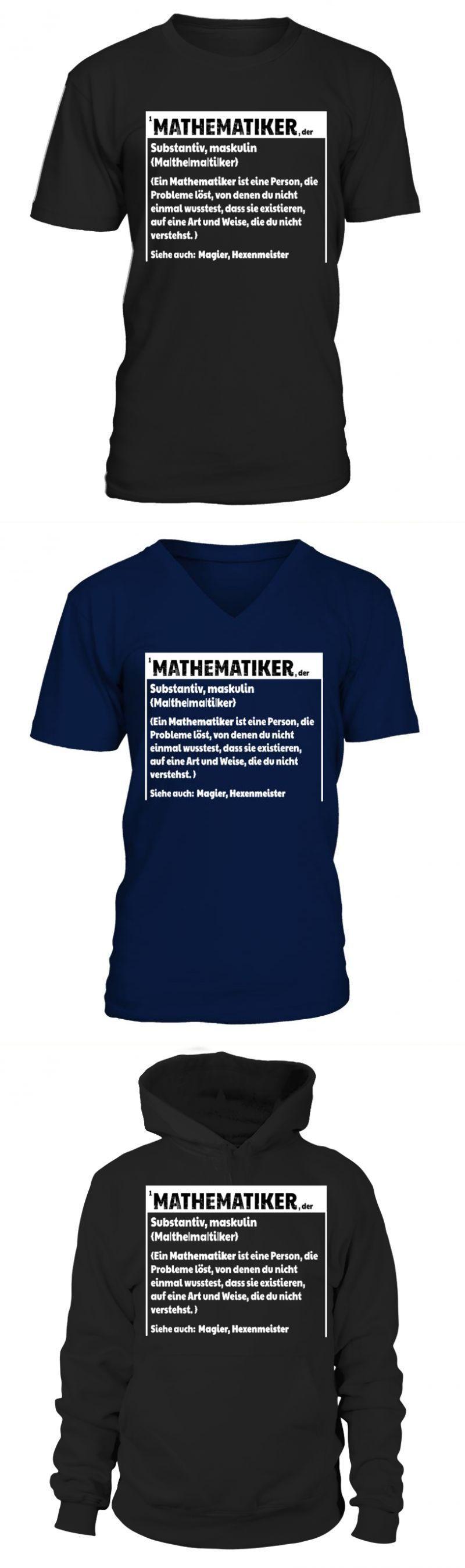 Stem education t shirts mathematiker definition special