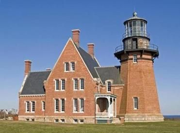 Block Island Southeast Light Unique 10 Mustsee Lighthouses In New England  Block Island Rhode Island Inspiration