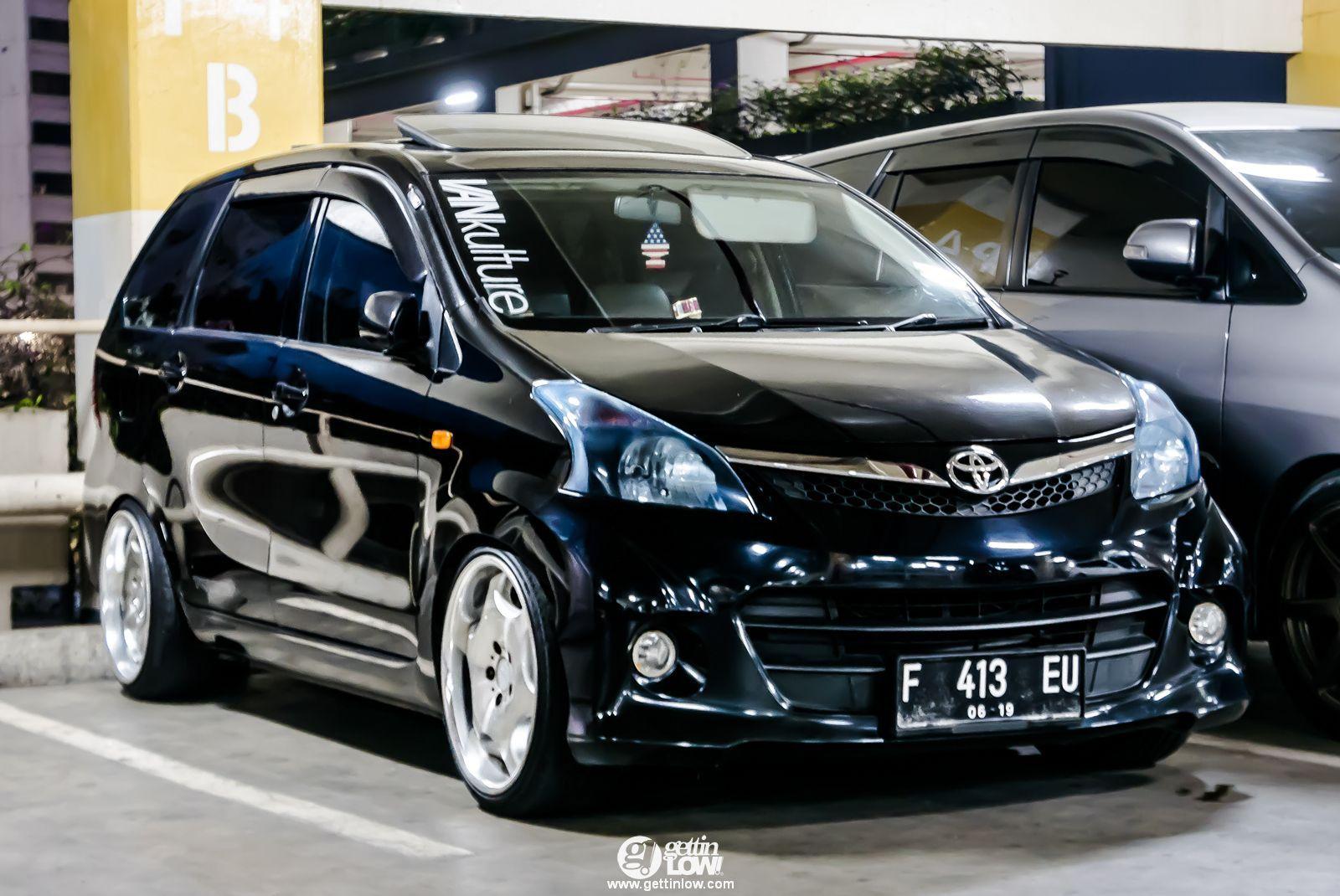 Modifikasi Mobil Avanza Veloz 2020 Modifikasi Mobil Mobil Konsep Mobil
