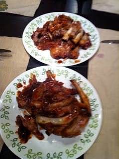 """What's Caroline Marie Making Today?: Crockpot Ribs - """"Little Pieces of Heaven"""""""
