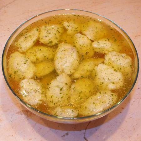 Daragaluska (grízgaluska) Rezept Essen, Rezepte