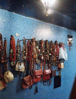 Accessories in Lou Lou de la Falaise's Paris Apartment ...