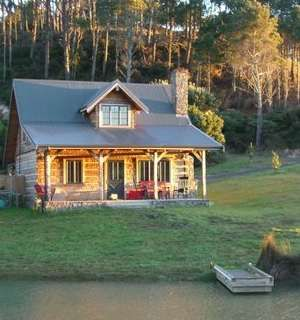 Small Log Cabin Plans Refreshing Rustic Retreats Small