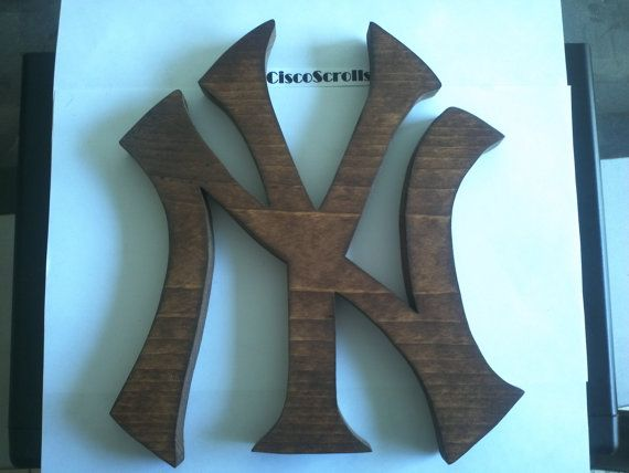 Maybe he can have some yankees in there! New York Yankees Wood ...