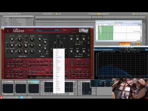 cool U-he DIVA Course 15 - Examples & Outro VST Crack FREE Download