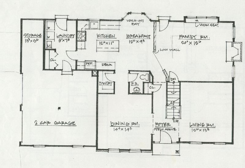 Home Remodel Forum Plans Kitchen Layouts With Island  Kitchen Layout Opinions  Kitchens .