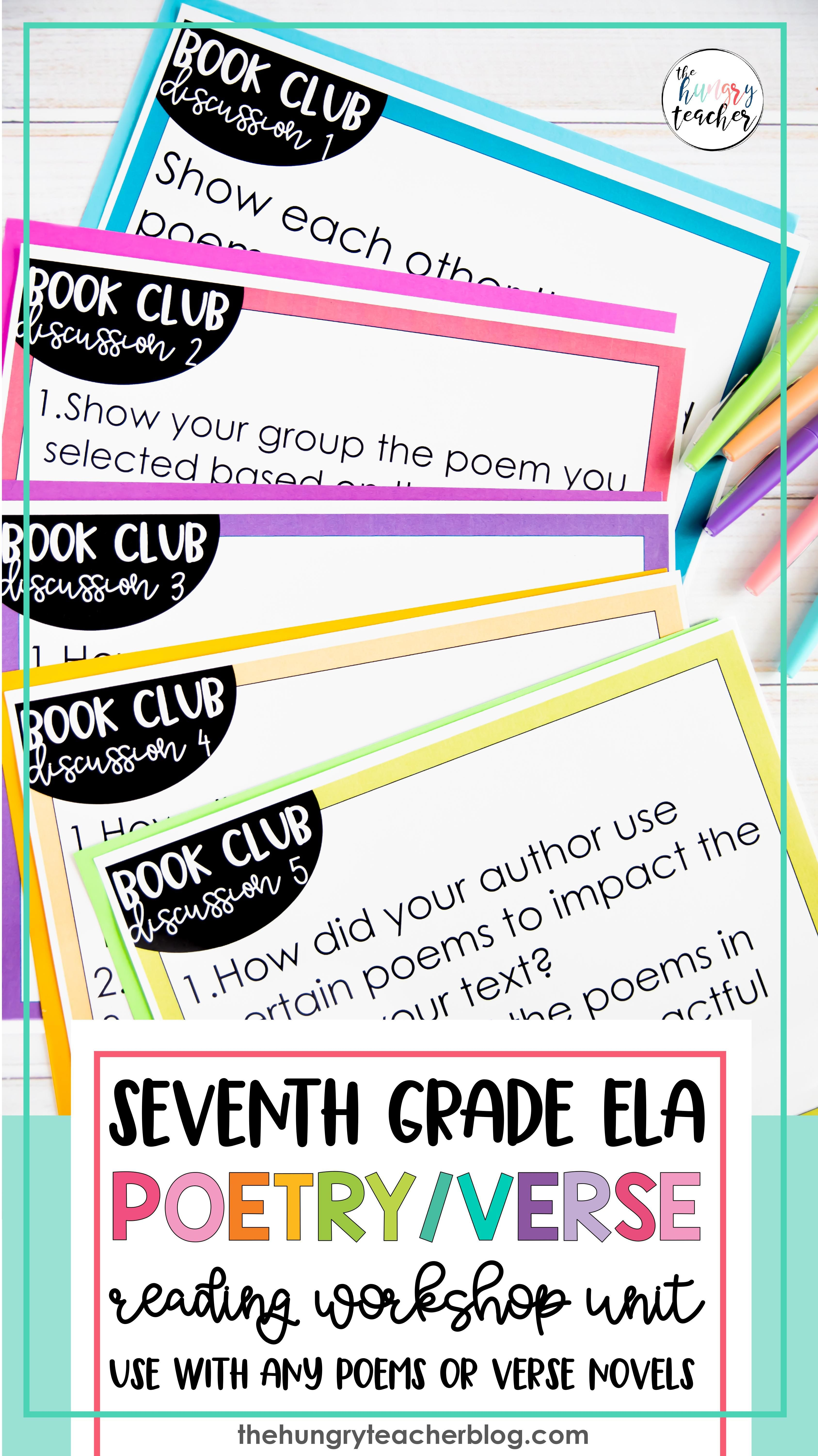 Pin On Literature Reading Middle School