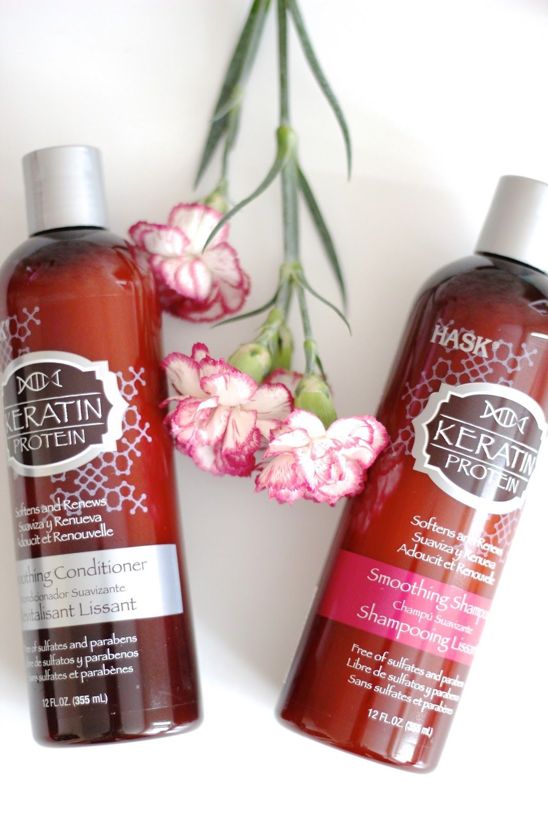 HASK Keratin Protein Shampoo and Conditioner Review