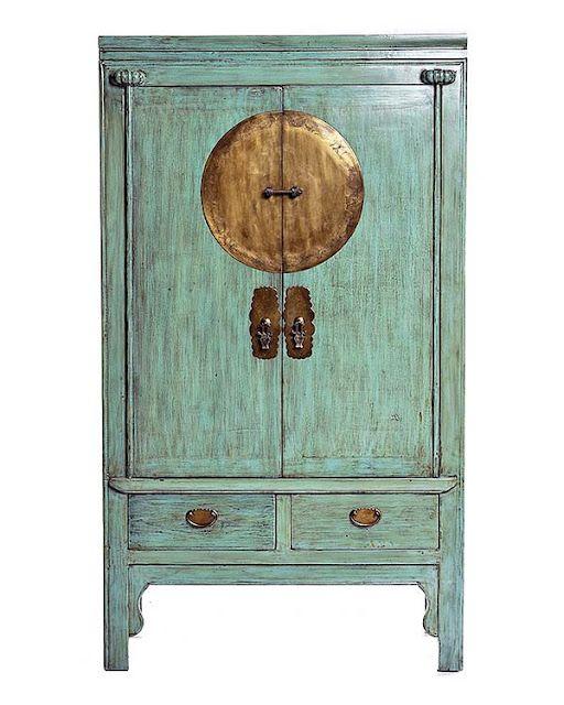 Armario chino mint muebles y decoraci n oriental for Muebles chinos