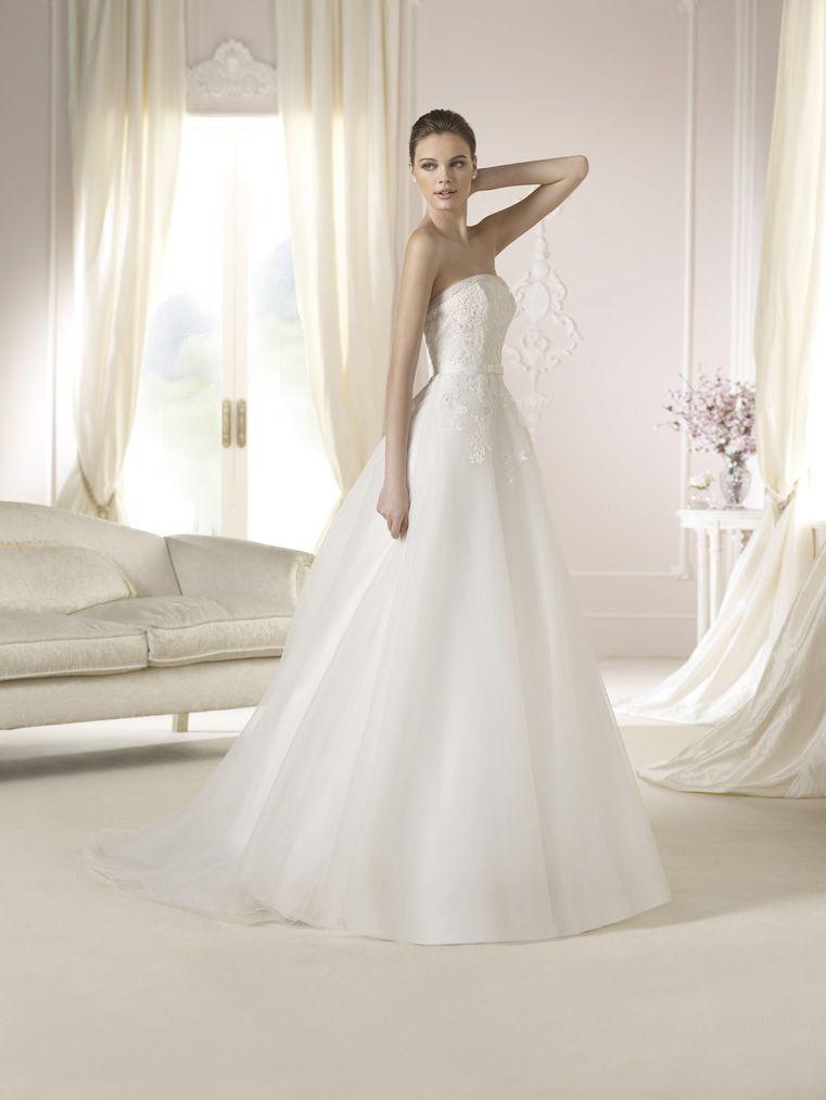 Brautkleid Danila aus der White One Brautmoden Kollektion 2015 ...