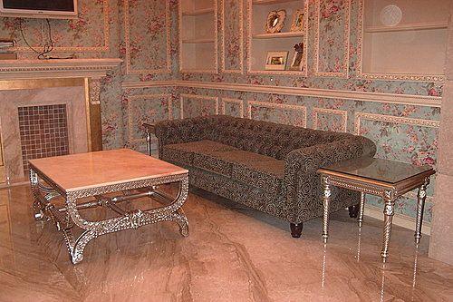 法式古典沙發-優華愛迪設計張維...