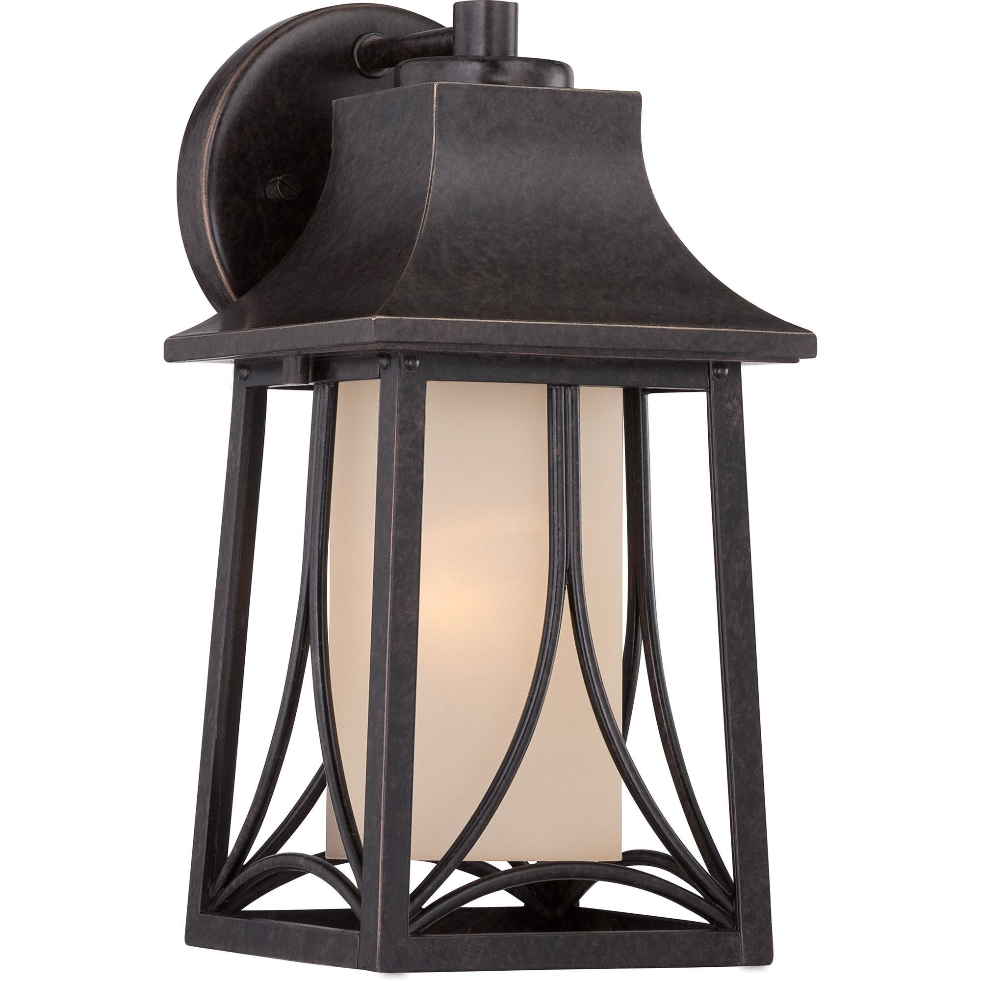 Stoutsville 1-Light Outdoor Wall Lantern