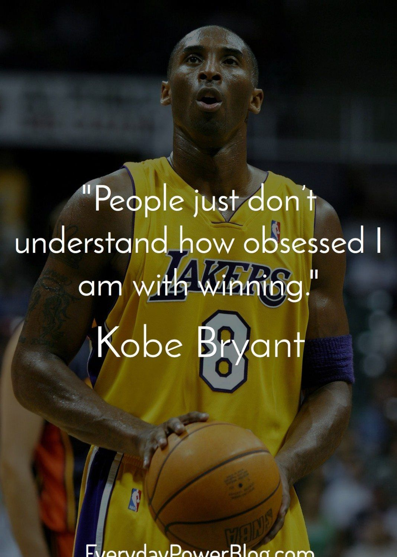 Kobe Bryant Quotes Kobe Bryant Quotes  Black Mamba #24  Pinterest  Kobe Bryant .