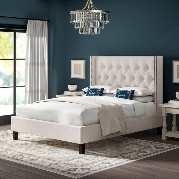 You'll Love The Scottsville Queen Upholstered Panel Bed At
