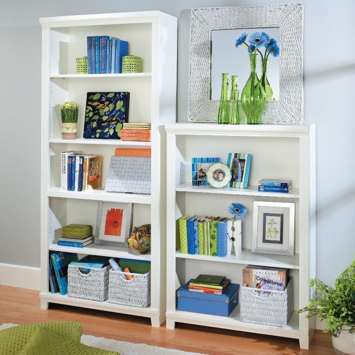 Decoración de su estante para libros con estilo!