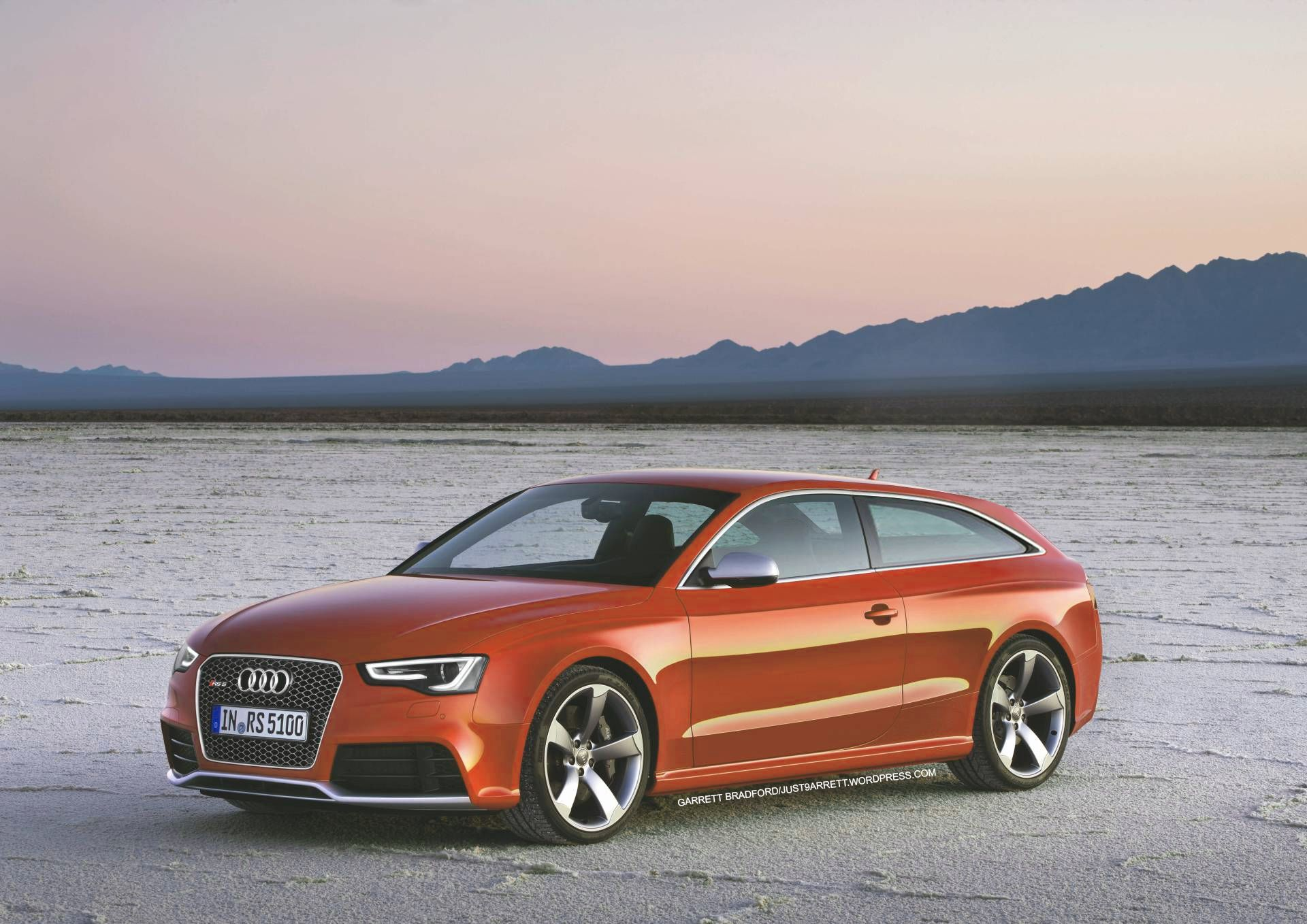 Audi mulls a more practical RS5 and a minivan? New