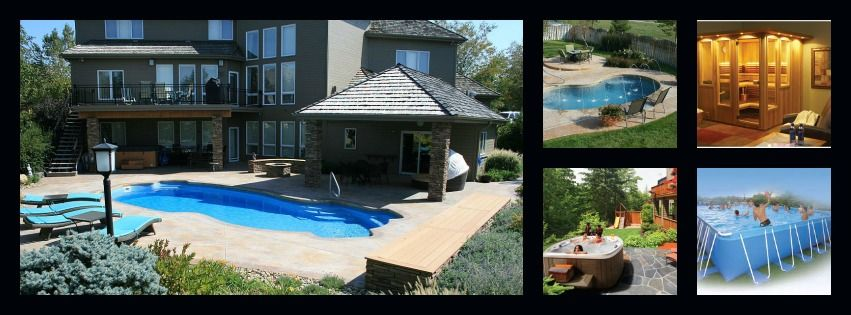We do it all ~ Inground Pools, Aboveground Pools including our membrane pools, traditional metal wall pools, and our insulated partial inground pools as well as spas and saunas!     Aqua Palace Spa & Pool  810 Woodbury Ave  Council Bluffs, Iowa 51503  712-329-4180  www.aquapalace.com