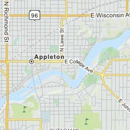 Driving Directions from 1910 Olde Casaloma Dr, Appleton