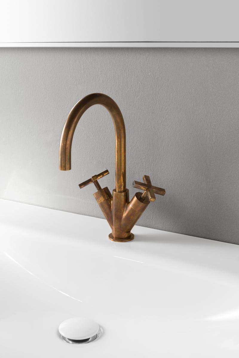 Armaturen Und Wasserhahne Unsere Favoriten Armaturen Waschtisch Messing Badezimmer