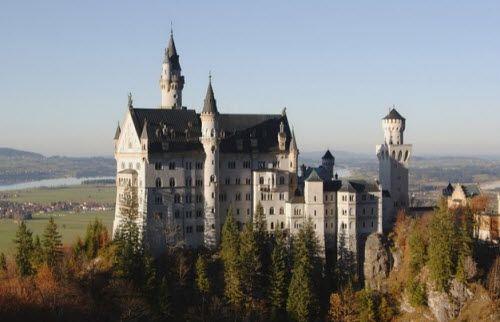 Schloss Neu Schwanstein Castle In Bavaria Germany Neuschwanstein Castle Germany Castles Castle