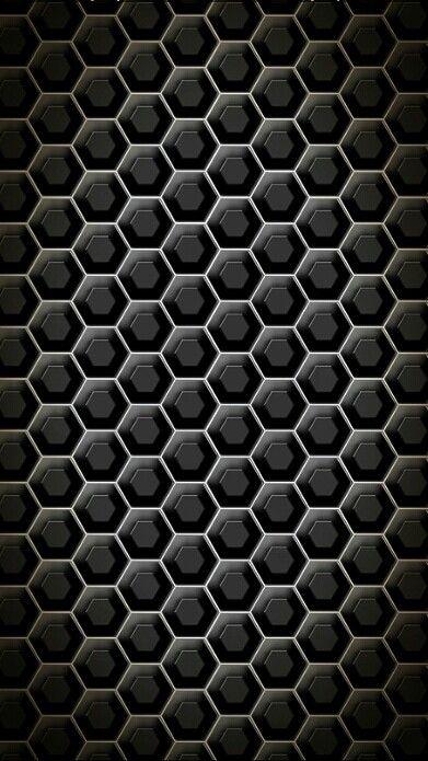 Hex Mesh IPhone Wallpaper