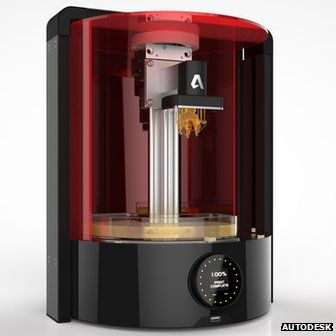 Autodesk printer. Software company giving out free use, similar to google & android