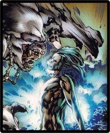 #Image:Morlun defeats the Man Ape.jpg - Marvel Universe: The definitive online source for Marvel super hero bios.