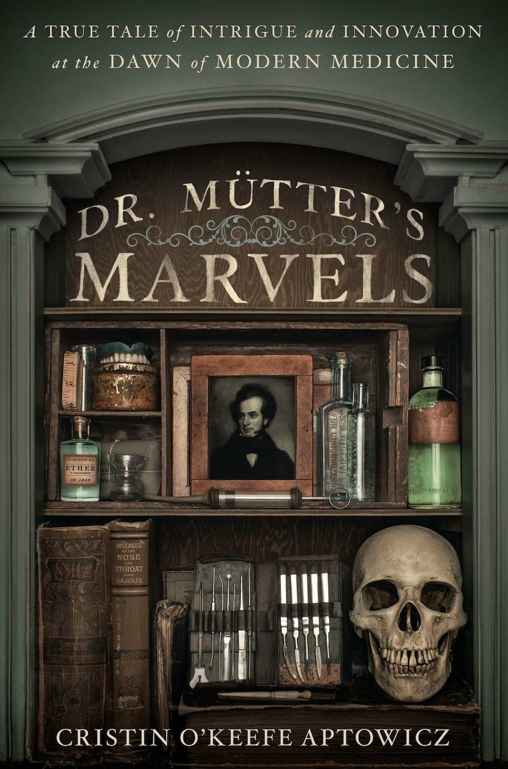 Photo of Dr. Mütter's Marvels:  intrigue and innovation at the dawn of modern medicine   Boing Boing