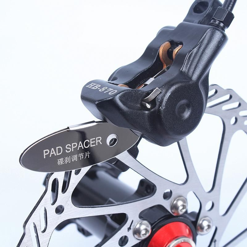 1pc Mtb Disc Brake Pads Adjusting Tool Bicycle Pads Mounting Assistant Brake Pads Rotor Alignment Tools Spacer Bike Repair Kit In 2020 With Images Bike Repair Mtb Bicycle Bicycle Disc Brakes