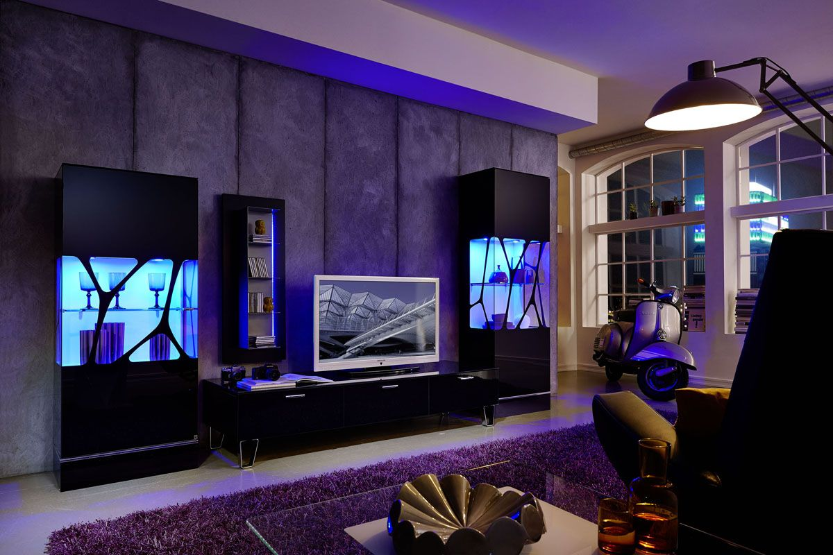 junges wohn programm leonardo living cube das neue. Black Bedroom Furniture Sets. Home Design Ideas