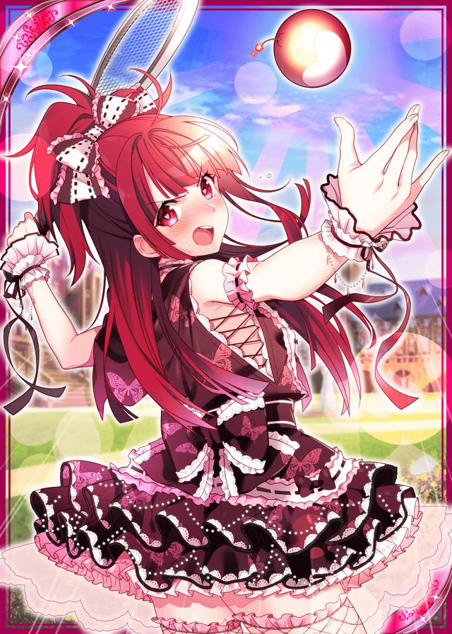 Love Smash Valkyrie Crusade Anime, Cards, Love