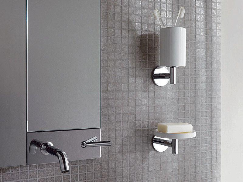 Miscelatore per lavabo a muro Miscelatori, Design, Muri