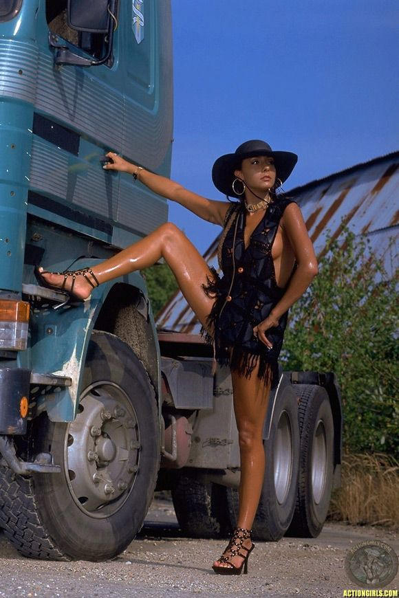 trucks with nude models