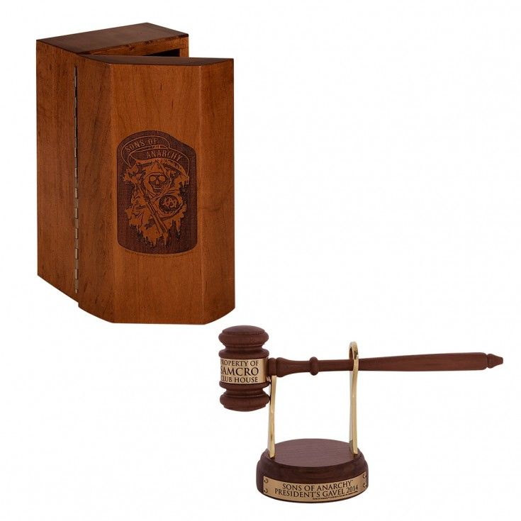 Sons of Anarchy Collectible President's Gavel | Stuff to Buy ...