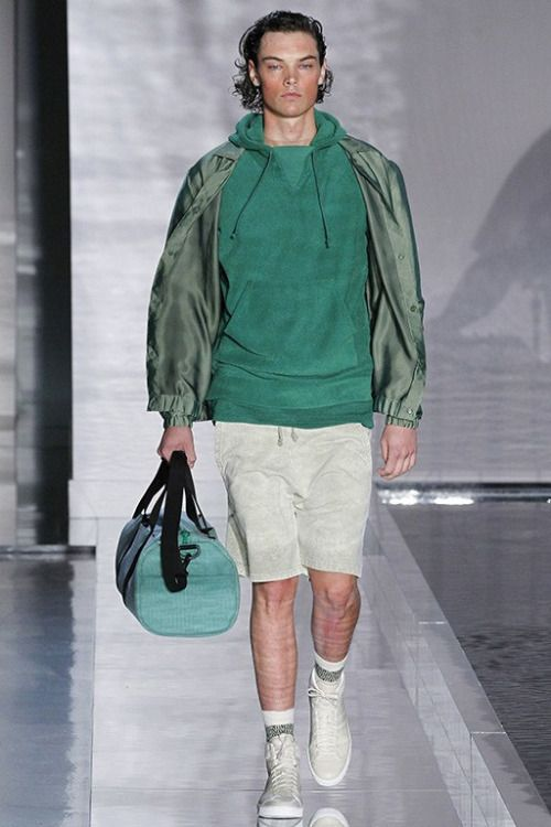 John Elliot SS17.  menswear mnswr mens style mens fashion fashion style johnelliot runway