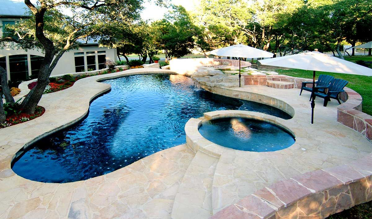 San Antonio Residential Pool Gallery | Gary Pools | Custom pools ...