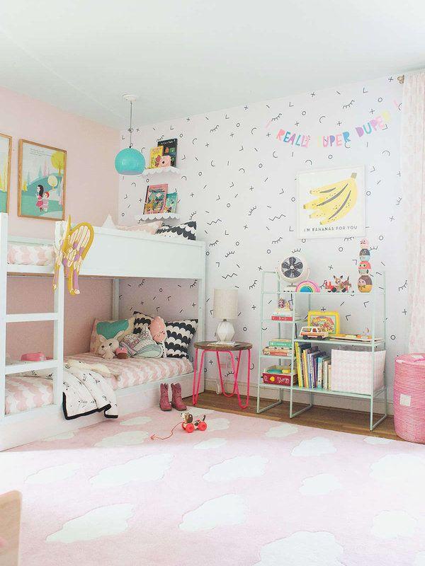 10 literas infantiles perfectas para optimizar el espacio - Habitaciones infantiles compartidas ...